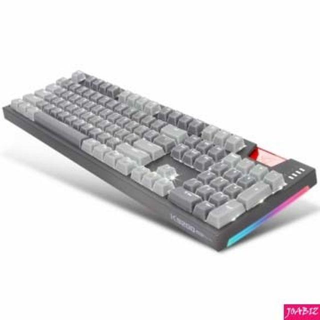 K9200 ARC 카일광축 화이트 LED 키보드 V1클릭