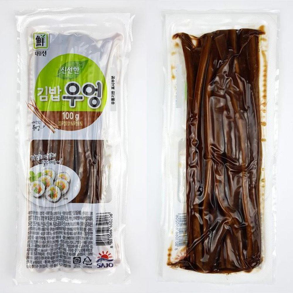 IN206 김밥용 우엉조림 100g