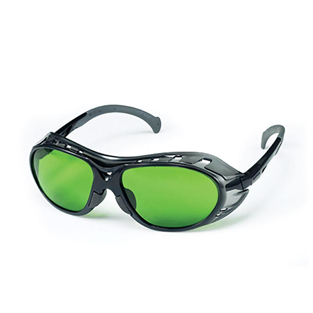 자외선 차단 플라스틱 다리 각도 조절 차광 보호 안경