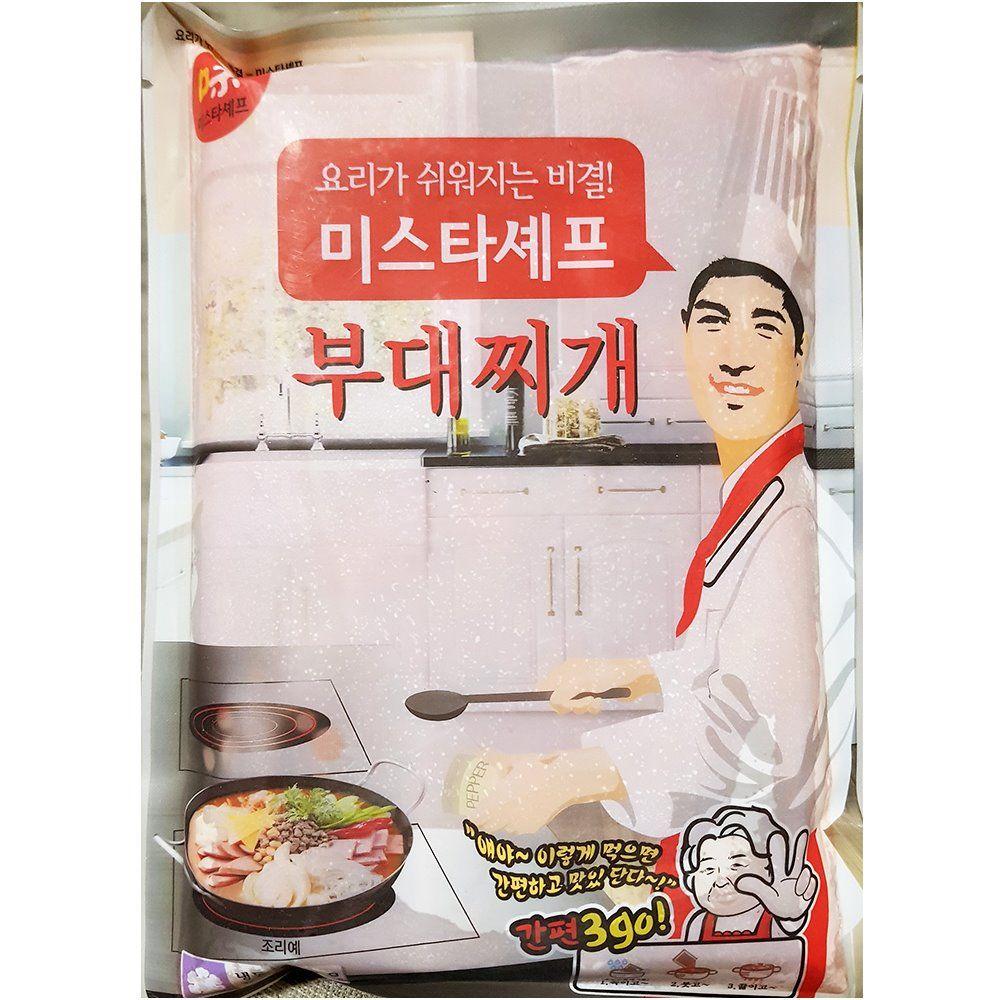 업소용 식당 식자재 음식 재료 부대찌개 600g X24