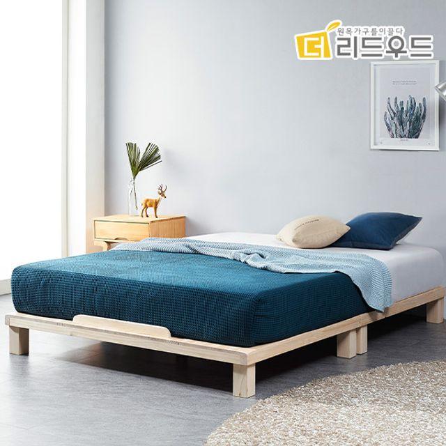 수리아 소나무원목 침대깔판Q