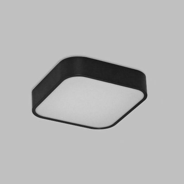 한승/LED/무타공/시스템/직부등 15W/블랙/54888 거실등 LED 등기구