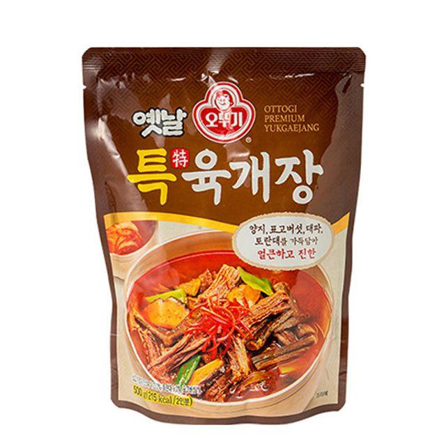 오뚜기 특 육개장 500g
