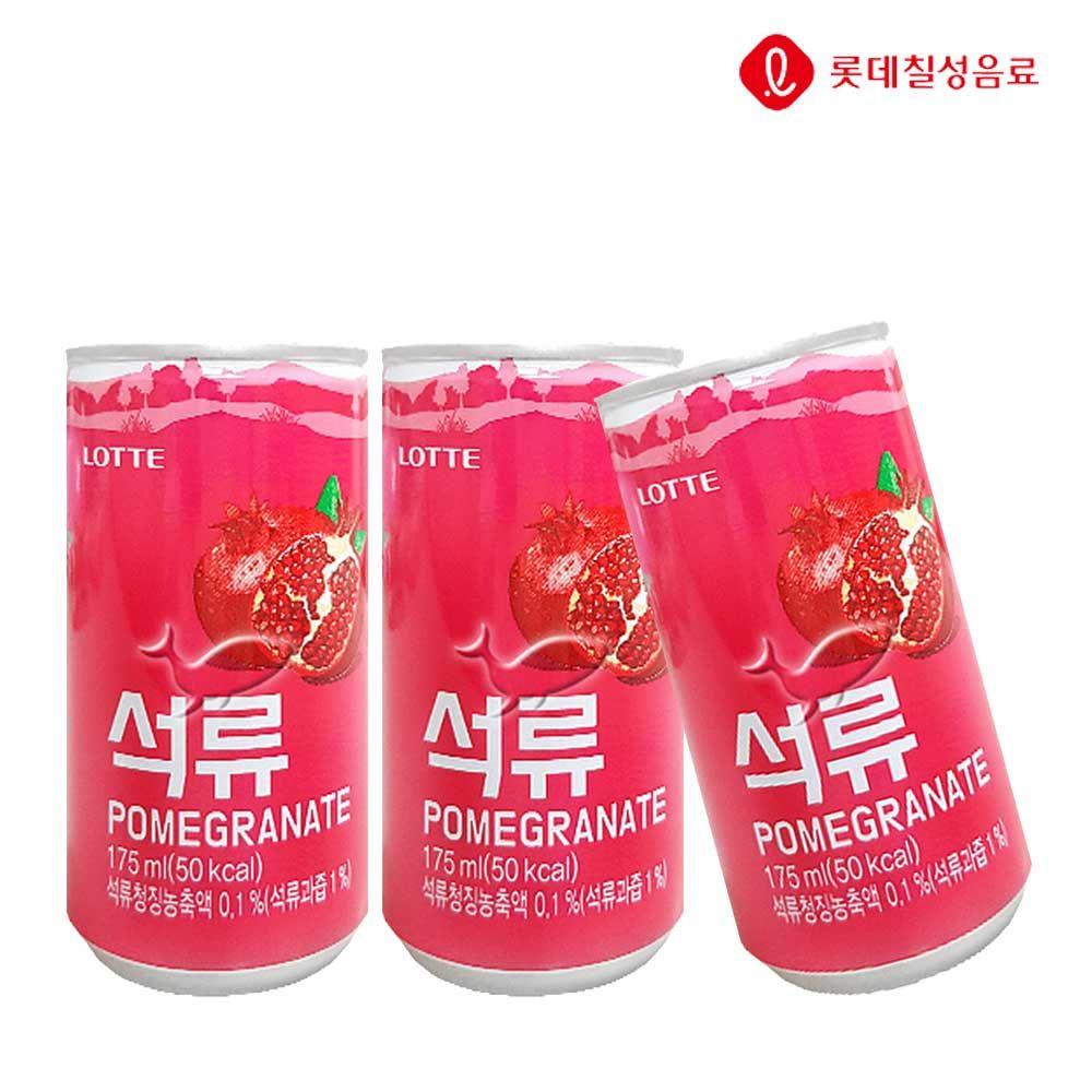석류 175ml X 30개(업소용) 과즙음료/캔음료/음료