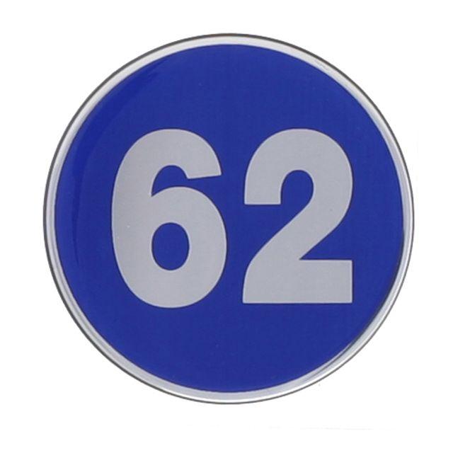 번호판 파랑 에폭시 좌석 팻말 숫자 알림판 팻말