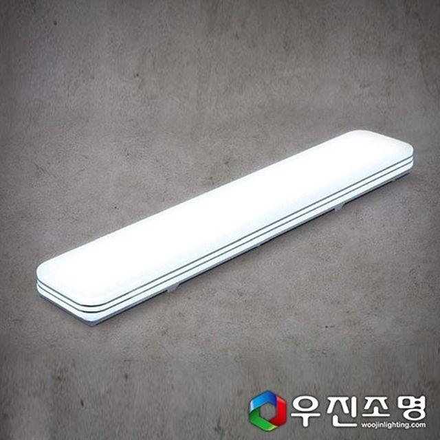 우진조명_ LED 시스템 사각 주방등 36W