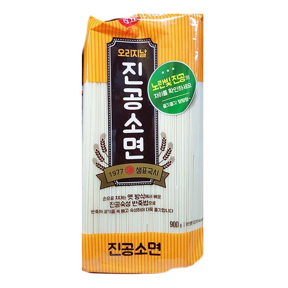 샘표 잔치 비빔 소면 국수 900g