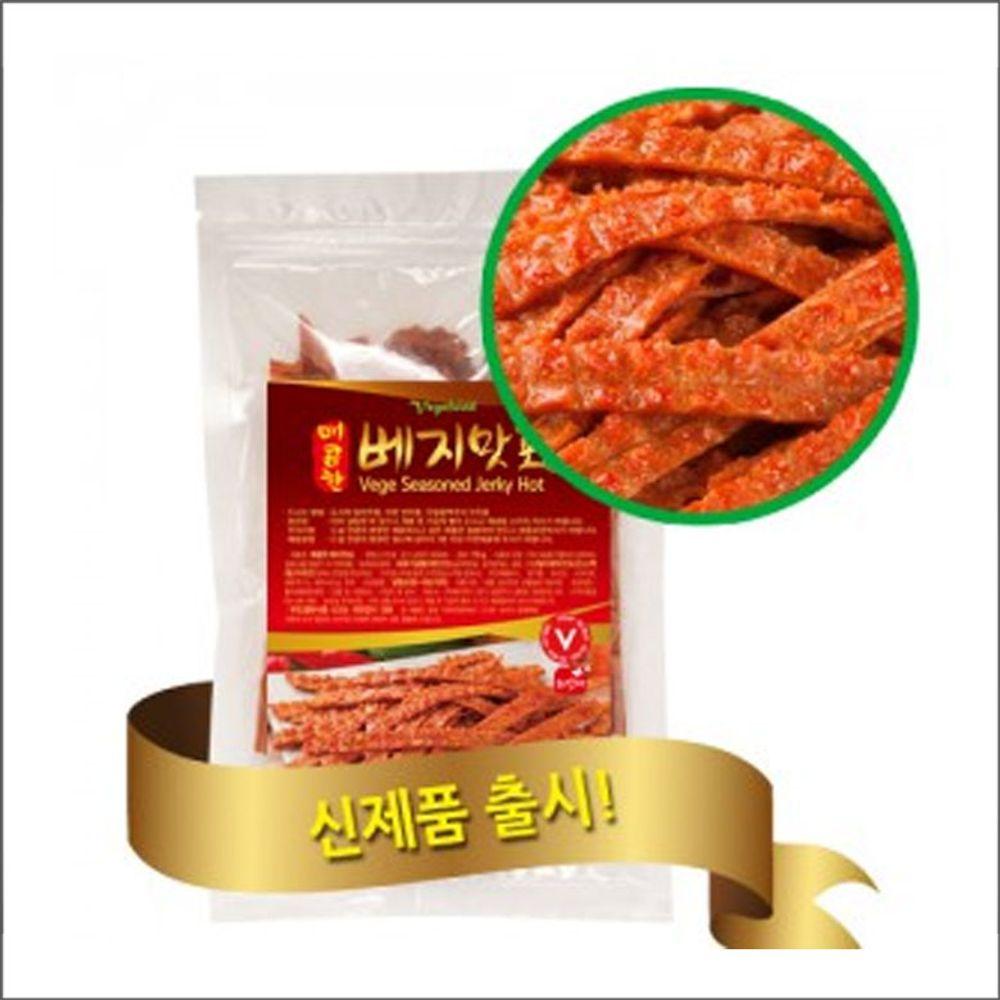 (냉동)베지맛포(매운맛 무오신채) 110g