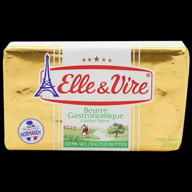 엘엔비르 가염 버터 200g