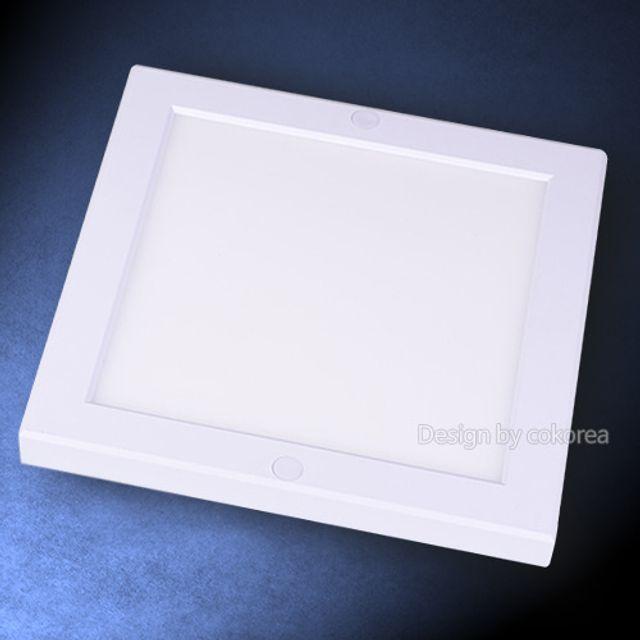 거실등 등기구 두영/LED 엣지등/직부 20W/사각/00974 방등 LED 조명