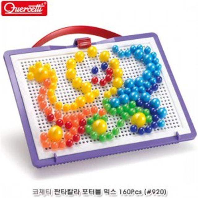 판타칼라 포터블 믹스 160pcs 장난감 비즈 놀이