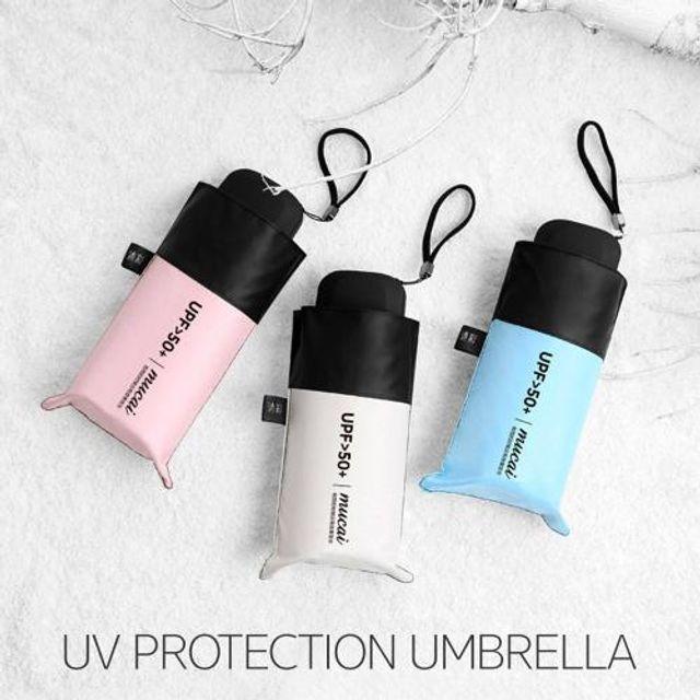 미니5단우산 초경량 미니양산 UV자외선차단 휴대용