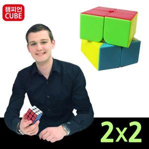 아이티알,NF 챔피언 코코 입문용 2x2 큐브 퍼즐