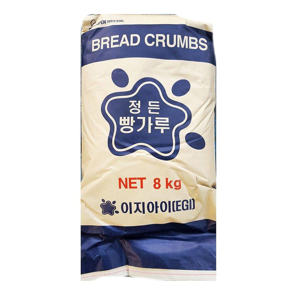 정든 빵가루 마른빵가루 건식빵가루 포대 8K