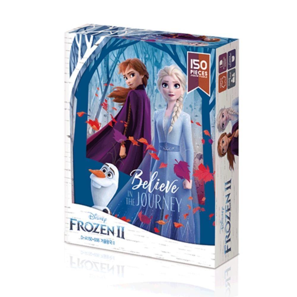 겨울왕국2 가을바람 직소퍼즐 150조각