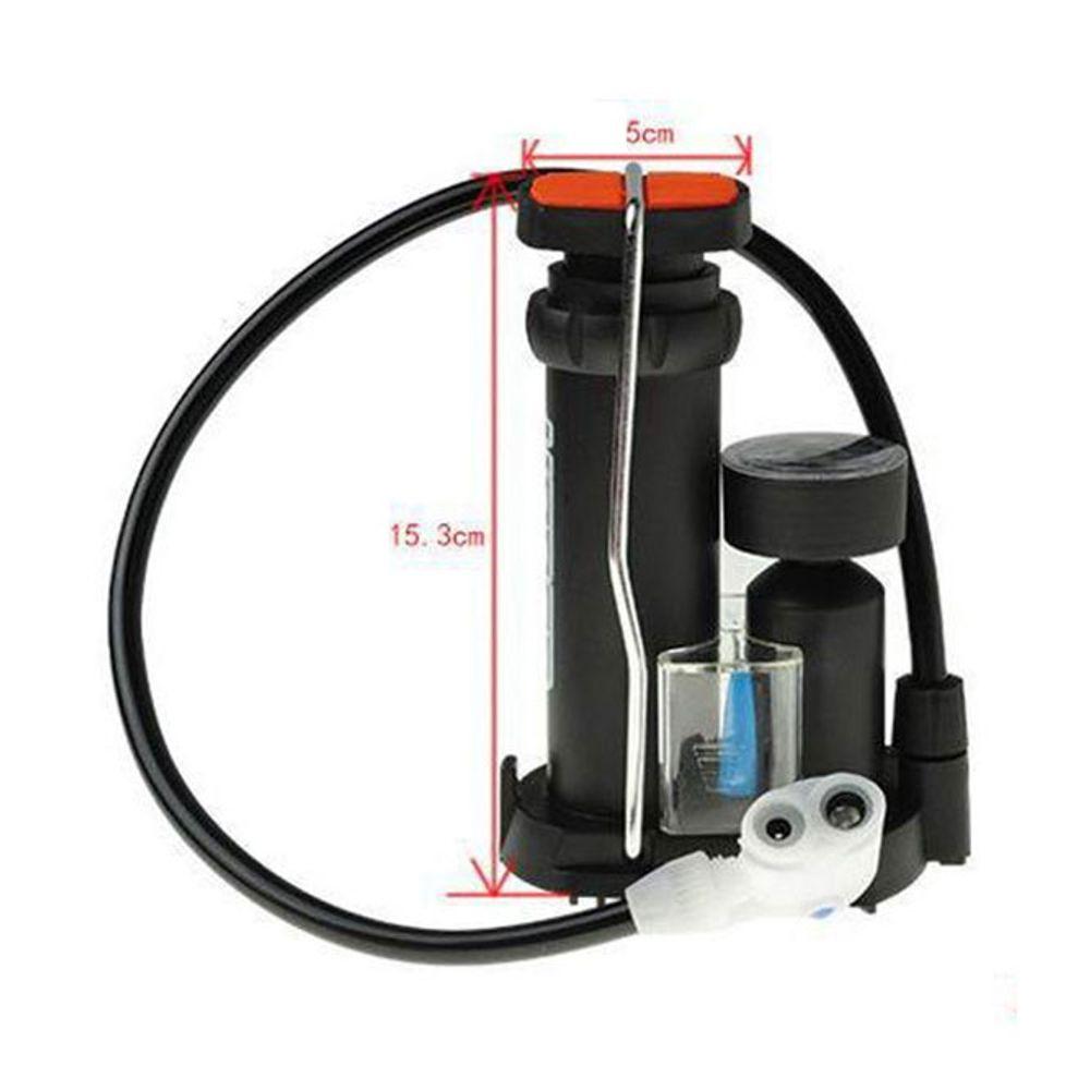 자전거 에어펌프 공기주입기 발펌프 바람넣기
