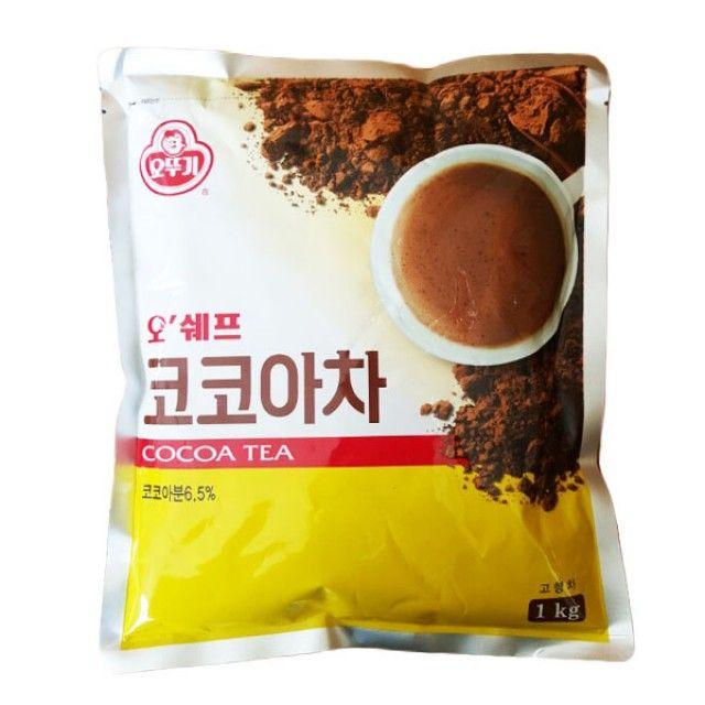 오뚜기코코아1kg/자판기용커피믹스/자판기커피/커피