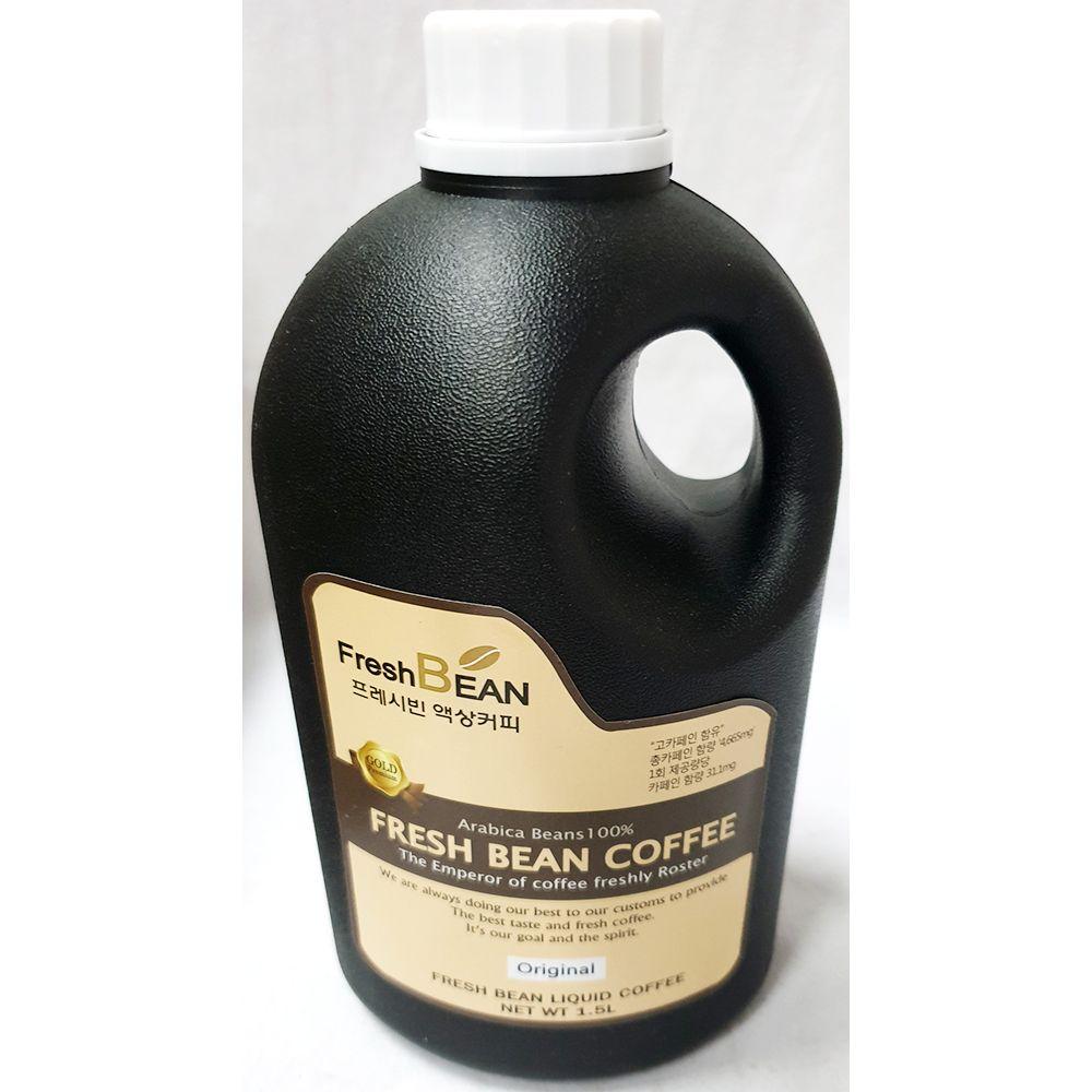프레시빈 액상 커피 오리지널 1.5L x6개 대용량 카페