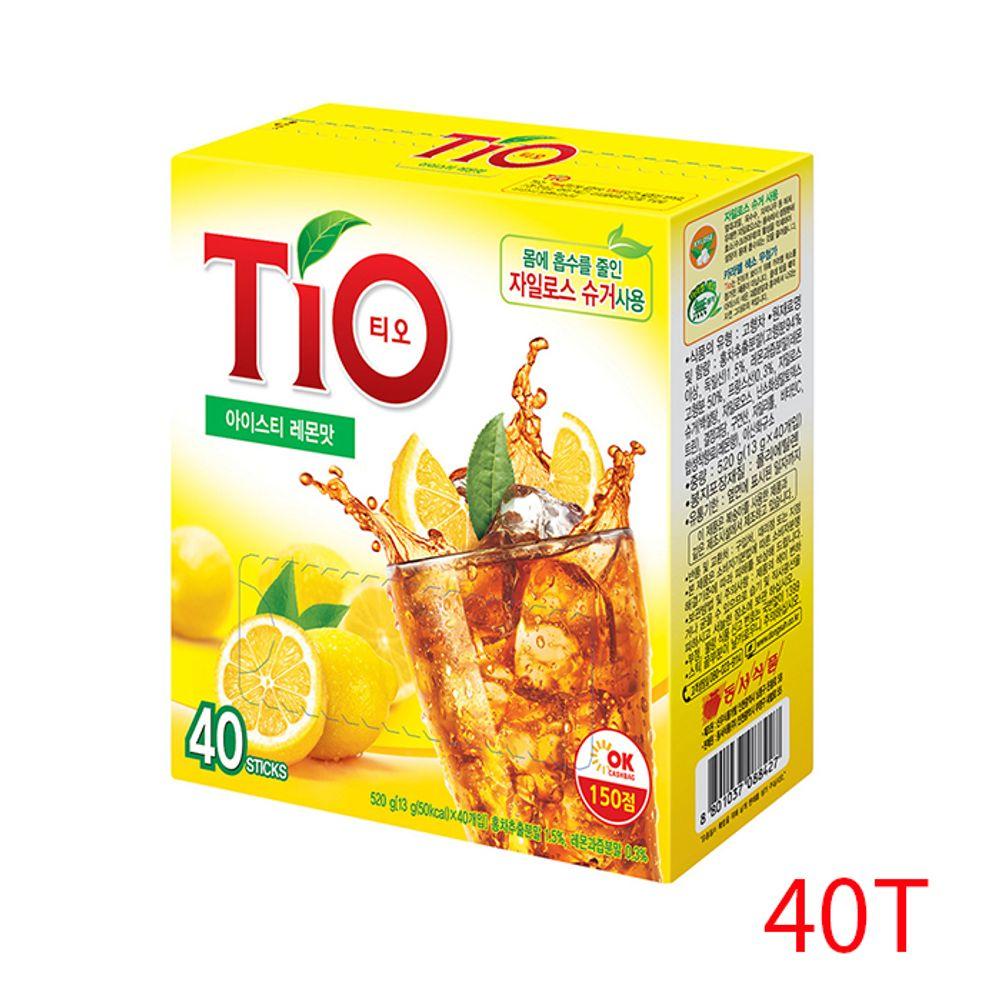 동서 티오 레몬맛 아이스티 40스틱