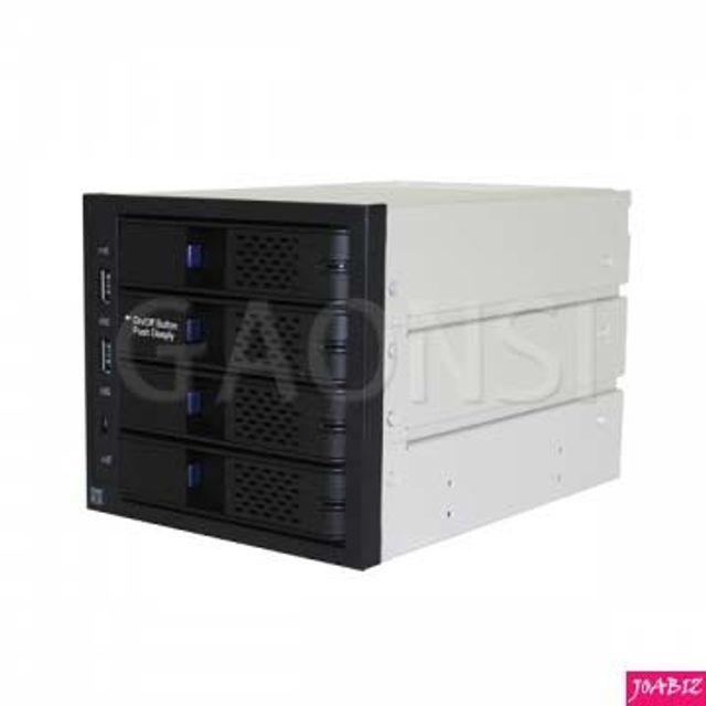 ICYDOCK MB974SP-2B 하드랙 하드(X) 하드랙 PC용품