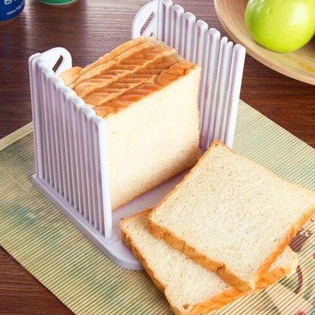 식빵컷팅 카페테리아 브레드 식빵 토스트랙 1개 아이디어소품 컷팅도구 베이킹