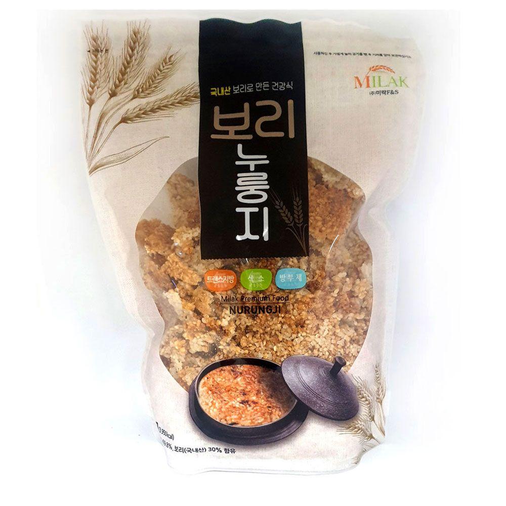 미락 보리누룽지 1kg 간식 아침식사 숭늉 간편식