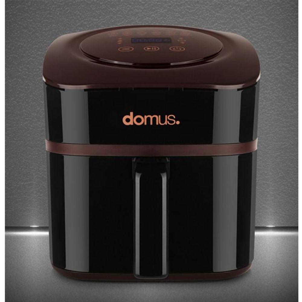 도무스 맥시 디지털 에어프라이어 6L 대용량 바스켓