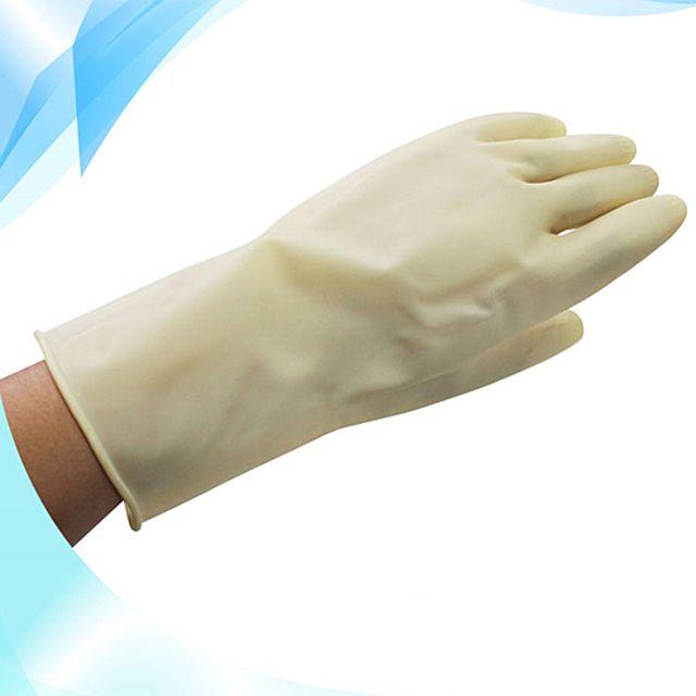 명진 고무장갑 100켤레 25cm 품질좋고 위생적인 주방용 고무장갑