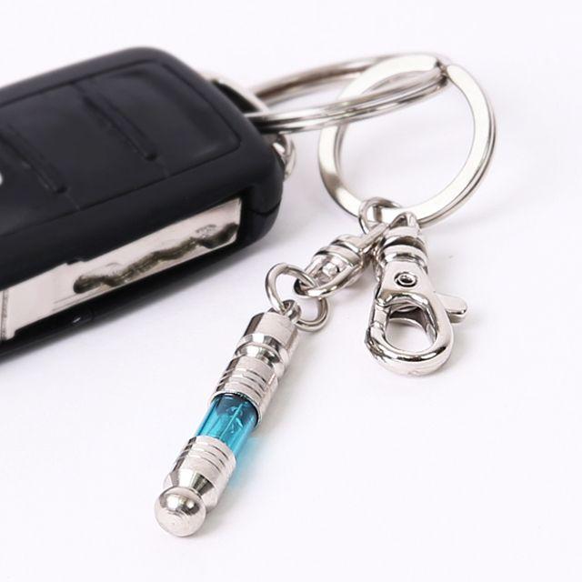 W247642 키홀더 정전기 방지 핸드폰고리 닥터스파크 세트 열쇠고리 -