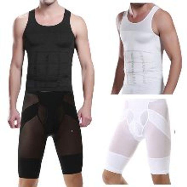 GnJ 남자보정속옷세트 보정나시 보정거들 남성속옷