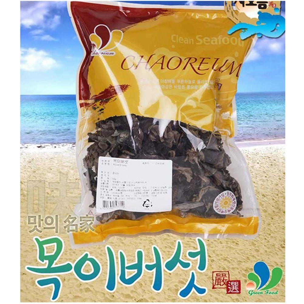 식당용 업소용 식재료 흑목이버섯(차오름 1K)X5