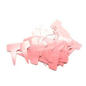 아이티알,NL PP 핑크 화분 이름표 라벨 (소/ 100개 1봉투)