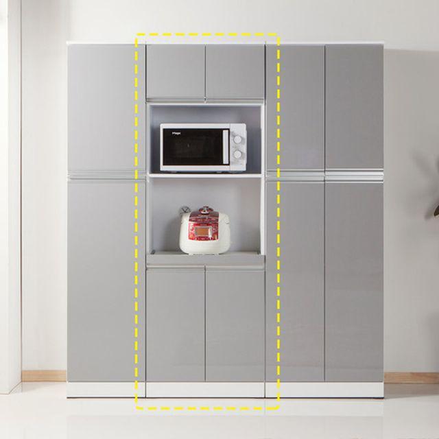 전자렌지대 1800 UV코팅 주방 다용도 수납장 밥솥장