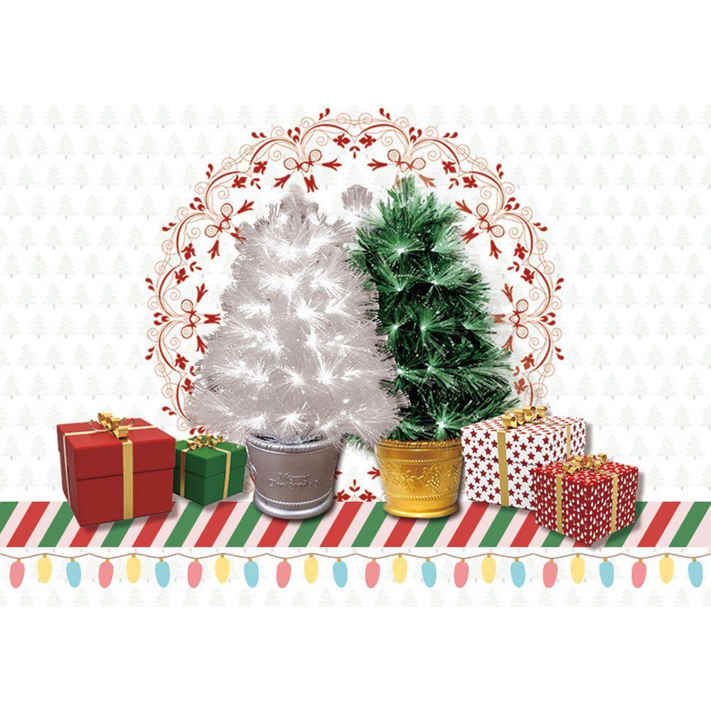 크리스마스트리풀세트 홀로그램 60센치 광섬유 트리 풀세트 크리스마스트리 54ED26