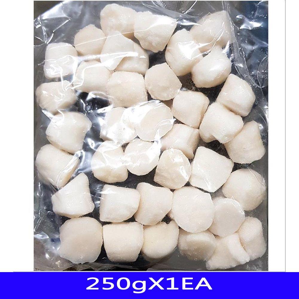 냉동수산물 알가리비 가리비살 시원물산 250gX1EA