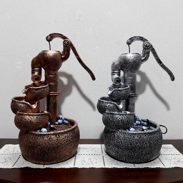 옛날펌프분수대(15)