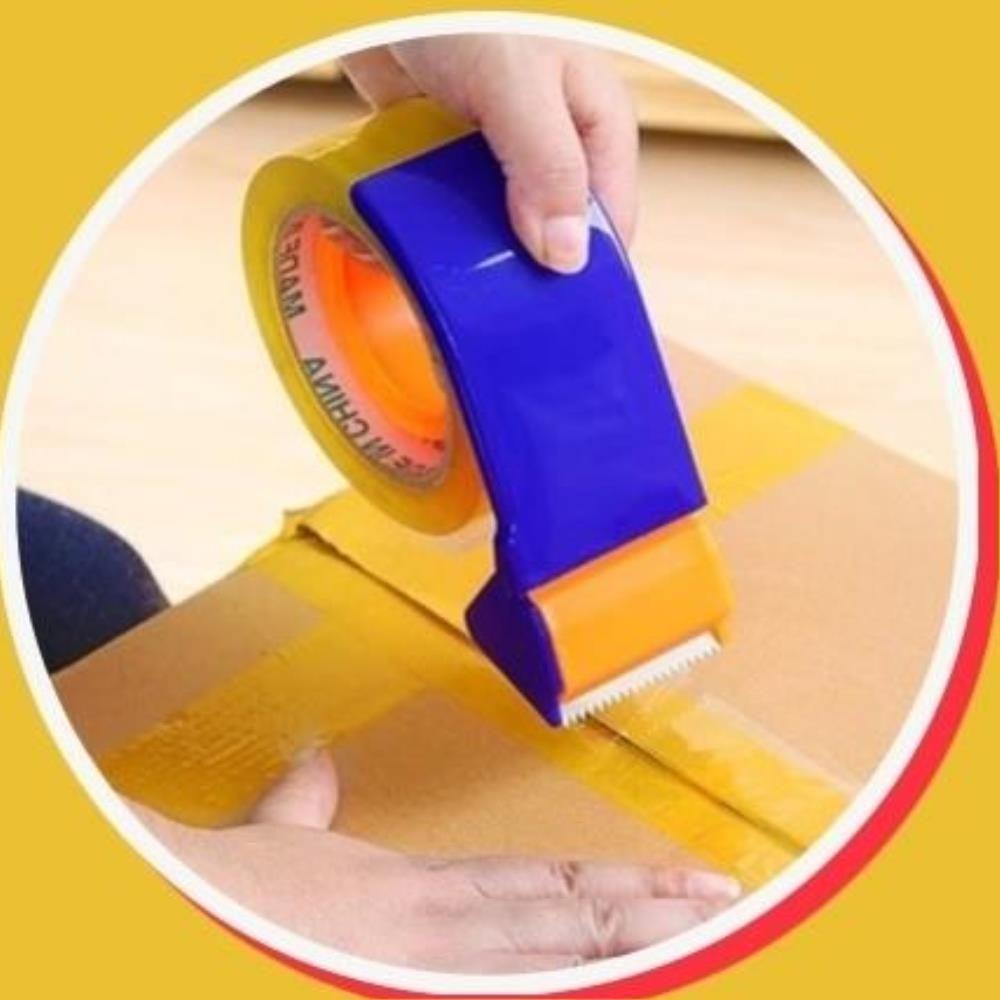 투톤 배색 테이프 커터기 테이프커팅 태이프커터기