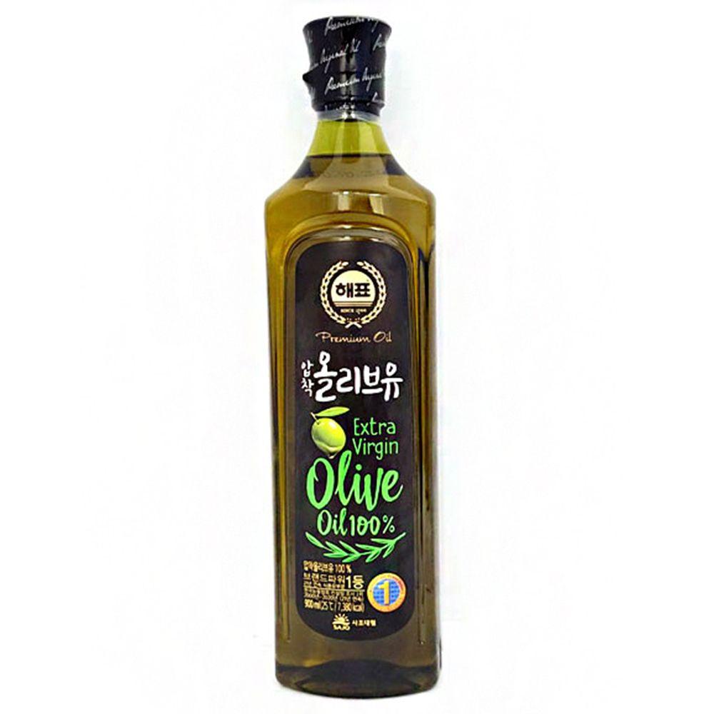 부침 튀김 볶음 식용유 요리유 기름 올리브 900ml
