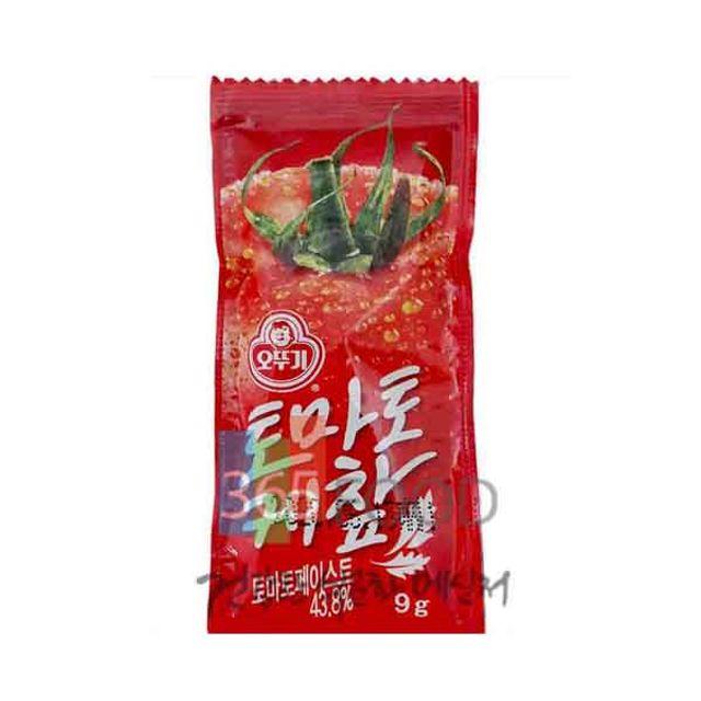 오뚜기 토마토 케찹 (일회용) (9g 1000개) 1박스