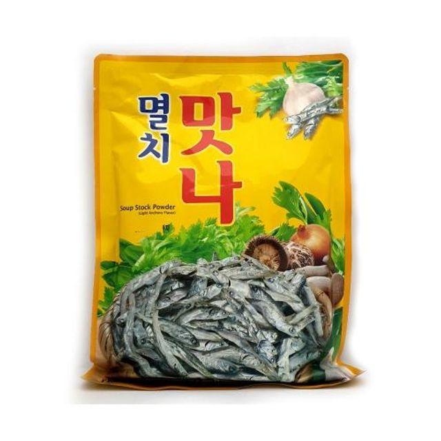 대상 멸치맛나 1kg 멸치국물 조미료