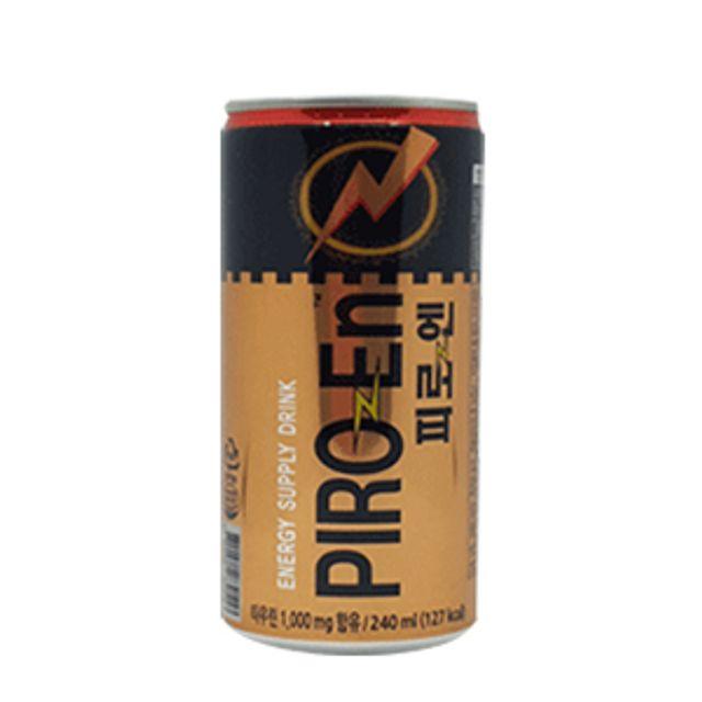 피로엔 에너지 음료 업소용 180ML 90캔
