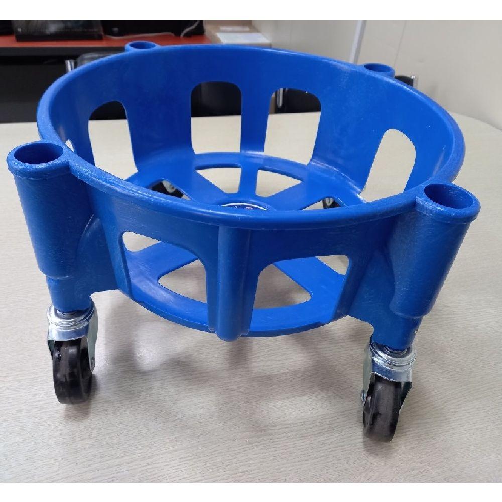 봉을 끼울 수 있는 물통 운반구 110L 외경 49.8cm
