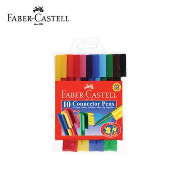 커넥터펜 10색 미술학용품