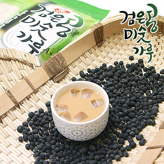 참꿀마을 검은콩 미숫가루 개당2kgx2개 (총4kg)