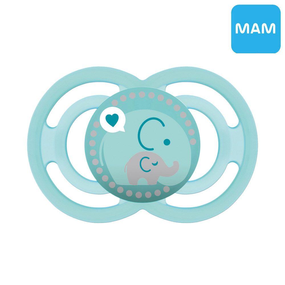 MAM 노리개젖꼭지 P 코끼리 가족 (6개월이상)