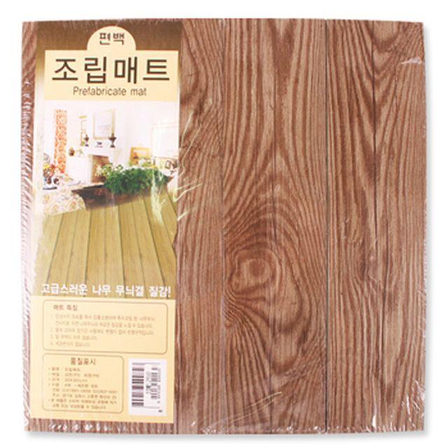 조립매트 (고목나무)30x30cm