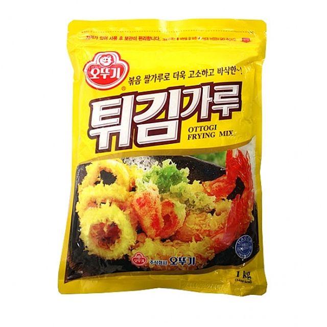 오뚜기튀김가루1kg