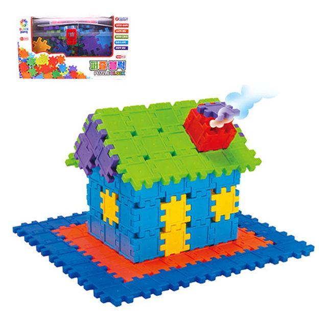 바니 퍼즐블럭(100pcs)(78427)