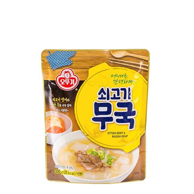 오뚜기 쇠고기 무국(상온) 300g