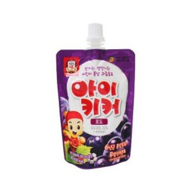 정관장)아이키커(포도) 100mL (반품불가) _10개입